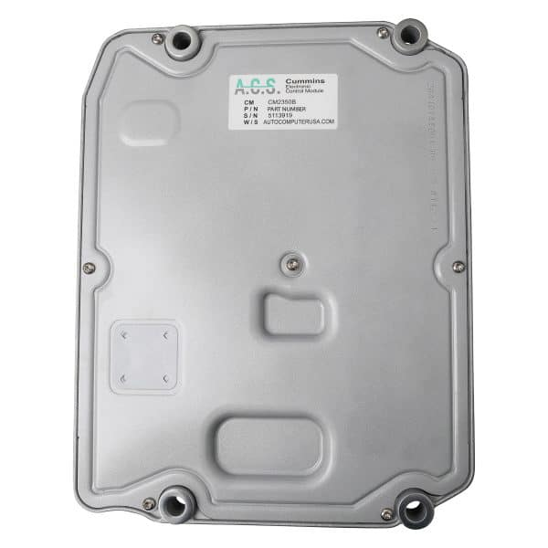 CUMMINS 6.7 L ECU 14-17 BACK